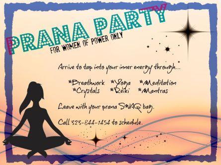 Prana Party